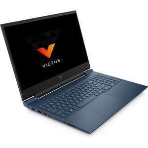 "Portátil HP Victus 16.1"" AMD Ryzen 5 5600H / 8GB / 512GB SSD / GTX 1650 / FreeDos"