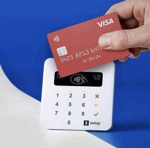 Sumup Air-Pago con Tarjeta - Terminal Móvil con Tecnología RFID NFC