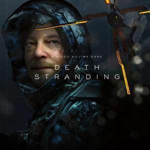 Death Stranding [PC, Steam, 13€], Minecraft [Java Edition, 13€], PSN 20€>14€, SWITCH 15€>11€