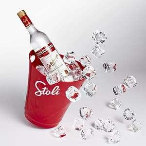 Stolichnaya Vodka - Botella de Vodka Premium de 1 Litro
