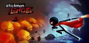 Stickman Ghost Premium: Ninja Warrior