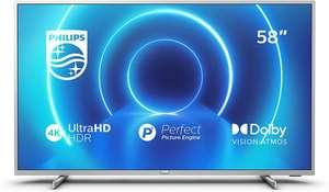 """Philips 58PUS7555/12 58"""" por 367 € // Philips 58PUS7855/ 12 por 423 €"""