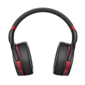 Auriculares Sennheiser HD 458 Black por 79.20 € // Sennheiser PXC 550 II 159,20 €