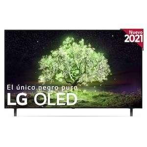 LG TV OLED 138,8 cm (55'') LG OLED55A16LA Smart TV, HDR Dolby Vision, 4K, Inteligencia artificial Con 50€ de reembolso