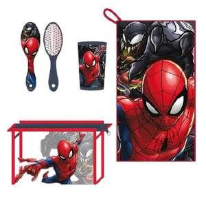 Bolsa de aseo Spiderman, Los Vengadores o Minnie