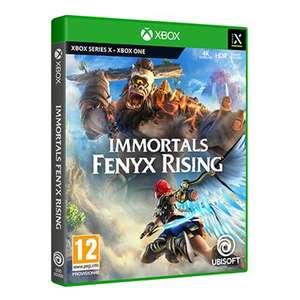 Inmortals Fenyx Rising Xbox Series X y Xbox One (Precio para socios FNAC)