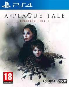 A Plague Tale: Innocence PS4 (Precio para socios de FNAC)