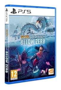 Subnautica Below Zero - PS5 (Precios para socios FNAC)