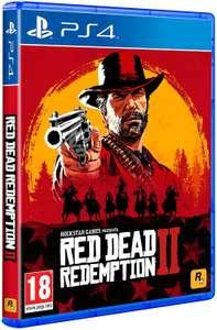 Red Dead Redemption 2 - PS4 (Worten)