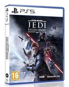 Star Wars Jedi Fallen Order - PS5 (Precio para socios FNAC)