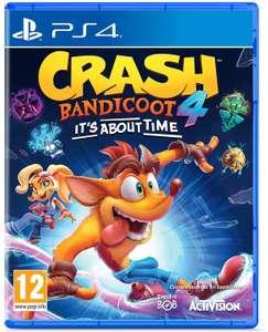 Crash Bandicoot 4: It´s about time - PS4 (Worten)