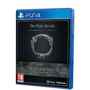 THE ELDER SCROLLS ONLINE COLLECTION BLACKWOOD para PS4