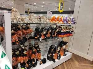 Decoración Halloween diversa x 1-2-3-4€ en El Corte inglés de oportunidades gran casa (Zaragoza)