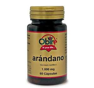 60 Cápsulas Obire Arándano 1000 mg