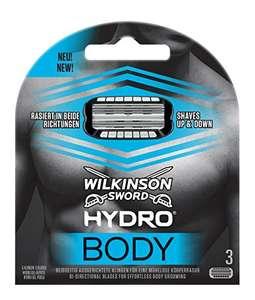 Wilkinson Sword Hydro Body - 3 Recambios