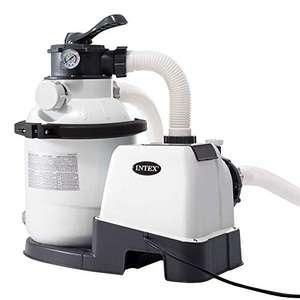 Depuradora de Arena Intex Krystal Clear 4.500 litros/hora