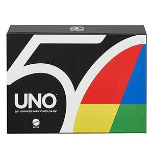 UNO 50 aniversario - Juego de Mesa