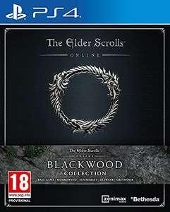 The Elder Scrolls O.Blackwood - PS4 y Xbox (Amazon)