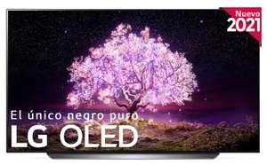 TV LG OLED65C14LB + tamaños en descripción. 1699€ con cashback de 200€