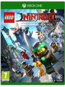 Lego Ninjago La Película (Xbox One)