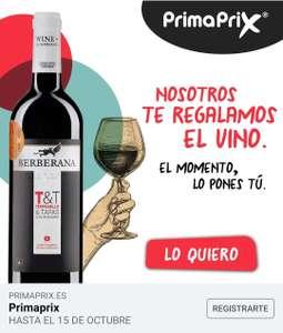 Regalo de botella de vino tinto Berberana [Sevilla]