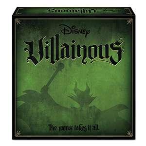Disney Villainous, Versión Española, Juego de Mesa