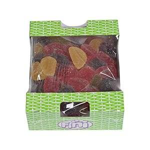 Fini Fruta Gourmet Pectina, Gominolas Fruta, Aptas Para Veganos, Caja 500 G