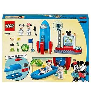 LEGO Mickey and Friends Cohete Espacial