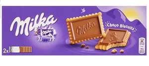 7 Paquetes de 150gr Milka Choco Biscuits Galletas Chocolate
