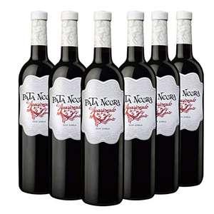 6 Botellas Vino Pata Negra Apasionado