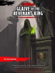 Glaive of the Revenant King | Aventura de rol D&D 5E gratis en inglés (PDF)