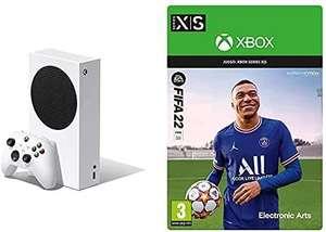 Xbox Series S + FIFA 22: Standard