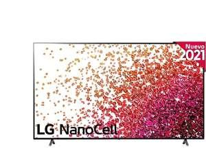 "TV LED 86"" - LG 86NANO756PA, UHD 4K, NanoCell, SmartTV webOS 6.0, 4k α7 Gen4, HDR, Dolby Vision y Atmos, Azul"