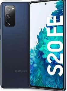 "Samsung Galaxy S20 FE, 6.5"" Super AMOLED, 3 Fotocamere Posteriori, 128 GB Espandibili, 6GB, 4.500mAh, Hybrid SIM, Snapdragon 865, Cloud Navy"