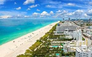 Vuelos ida y vuelta a Miami desde 190€ para Enero