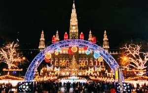 CholloLoco a Viena (Mercadillos Navideños) 4 Noches Hotel 3* (cancela gratis) +Vuelos por solo 108€ (V. aeropuertos) (PxPm2)