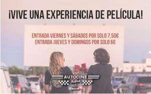 Ofertas Autocine Madrid Urbancheck