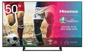 """TV Hisense 50"""" UHD 4K HDR10 solo 349€"""