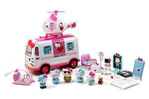 Hello Kitty Equipo de Rescate