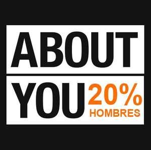 Rebajas para hombres + 20% de descuento en About You