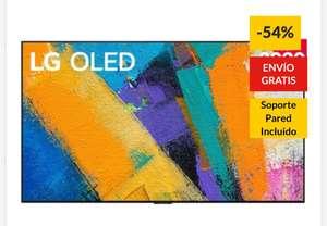 TV OLED 77'' LG OLED77GX6LA IA 4K UHD HDR Smart TV + Soporte pared