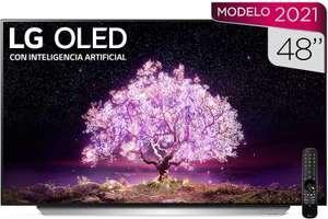 TV LG OLED48C14LB - UHD 4K, 120Hz HDMI 2.1