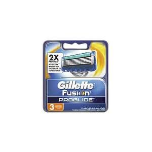 Pack de 3 cuchillas Gilette Fusion 5 Proglide y más