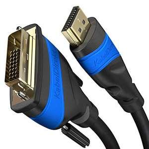 3M Cable Adaptador HDMI<->DVI Bidireccional