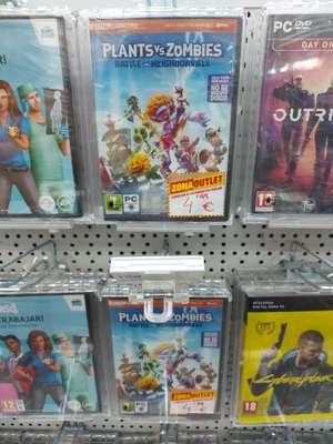 Plants vs. Zombies - Battle for Neighborville (PC) en Mediamarkt Valladolid
