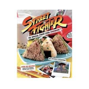 Libro de Cocina Oficial Street Fighter