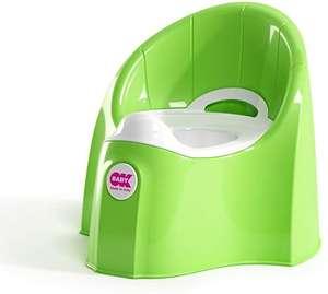 Diseño ergonómico y aerodinámico - Recipiente interior extraíble con asa - Orinal esencial para el aprendizaje de los niños pequeños-