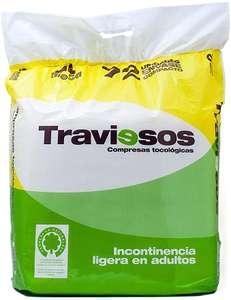 Traviesos Pañales, Compresa Incontinencia, Adulto - 8 Paquetes de 72 Unidades