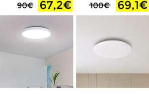 Plafones inteligentes Yeelight de 45cm y 50W desde 67,2€ (desde España)