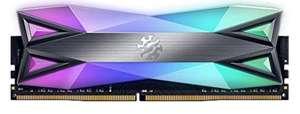 XPG Spectrix D60G - Memoria RAM para Juegos (DDR4, RGB, 3600 MHz, 16 GB, Doble Paquete 32GB) Vendedor externo